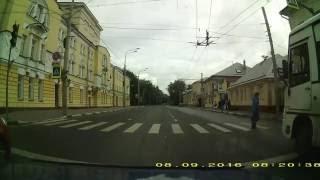 видео КАРКАМ Т3 Авторегистратор