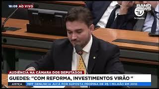 Comissão da Câmara ouve ministro Paulo Guedes