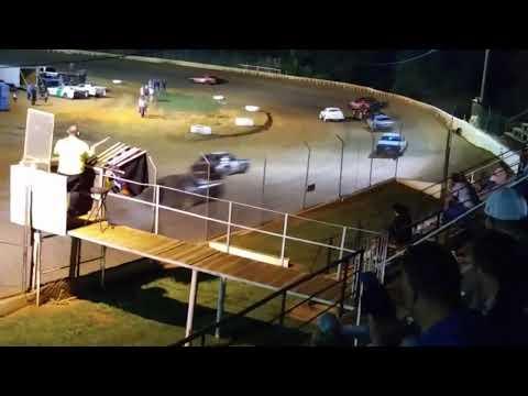 Lake Cumberland Speedway hobby stock feature video 3