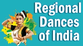 Regional Dances of India in English   Static GK for CLAT SSC Banking IBPS, SBI, RRB PO/Clerk