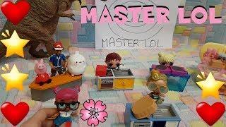 Baixar LOL SURPRISE #92 MASTER LOL chef challenge 7° puntata Storie Lol Surprise By Lara e Babou e Lele