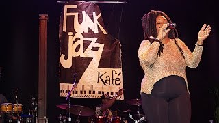 """Back II Life"" - Caron Wheeler Live At Funk Jazz Kafé @ Tabernacle Atlanta"