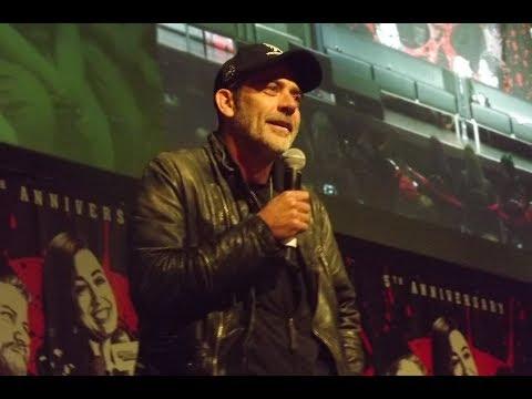 Negan/Jeffrey Dean Morgan full interview/panel (Atlanta Walking Dead Con 2017)!!