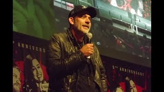 Negan/Jeffrey Dean Morgan full interview/panel (Atlanta Walking Dead Con 2017)!!