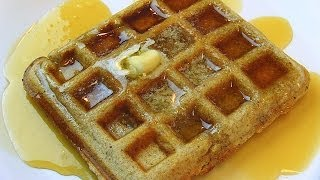 Betty's Healthy, Whole-grain Belgian Waffles