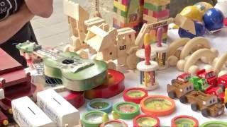 Artesanías y Manualidades de Veracruz en bajos de palacio de gobierno