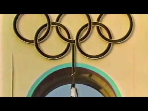 1984 Los Angeles Olympics Opening Ceremonies