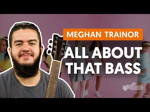 All About That Bass - Meghan Trainor (aula de violão complet