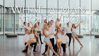 What A Man Gotta Do - Jonas Brothers I Choreography by Kristiin Kulpson