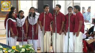Nasrayan Karthave - Malayalam Christian Song by MGOCSM CHoir