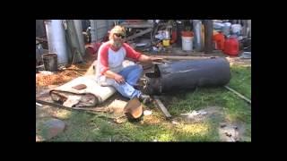hog water trough