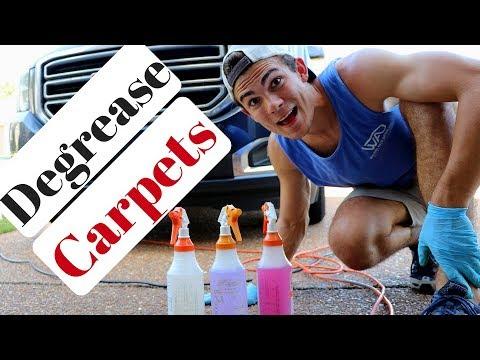 Best Degreaser For Car Carpet: Super Clean, Purple Power, Meguiar's