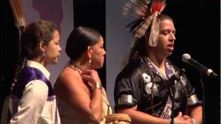 Wampanoag Nation Singers and Dancers - Opening Ceremony | @marioninstitute