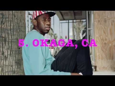 Top 5 Songs: Cherry Bomb by Tyler the Creator