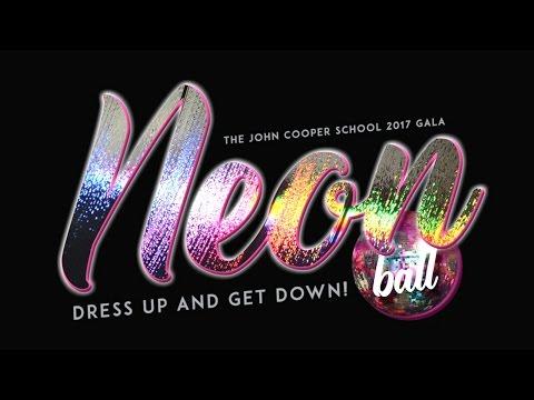 Gala Video 2017   The John Cooper School