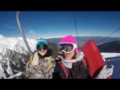 Описание горнолыжных курортов: Шерегеш, Юрманка