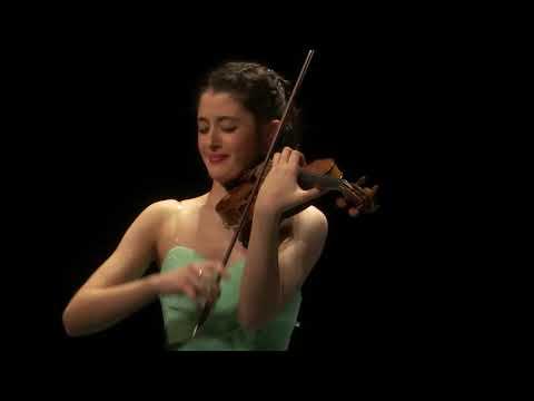 Wieniawski Variations on an Original Theme, Op 15 María Dueñas/Itamar Golan