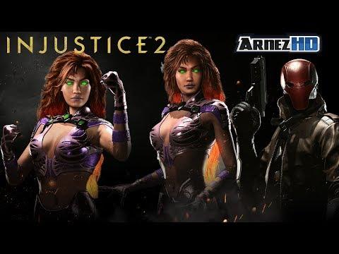 Injustice 2 - Starfire Princess of Tamaran