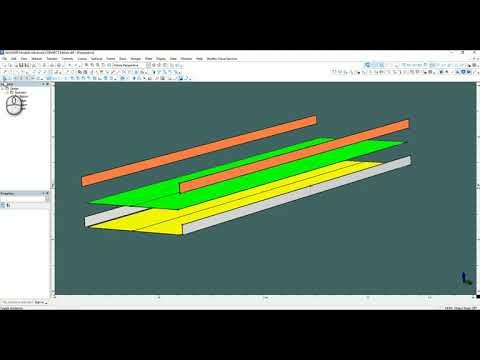 Ship Design avec Nik - Part 03 - Modelling 330ft Deck Barge (MAXSURF)