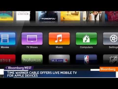 Time Warner Cable To Offer Apple Live TV App