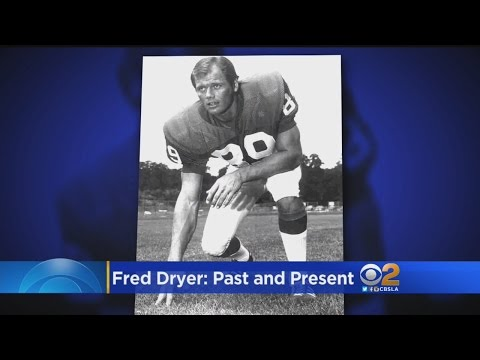 Former Ram Fred Dryer Talks About His Remarkable Careers On ...