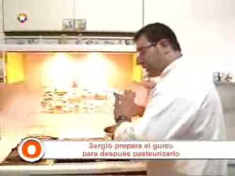 SOS Cocinero: Sergio enseña a pasteurizar en casa
