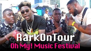 Wie is BOEKOENINDI? | RarkOnTour: OH MY! Music Festival 2019