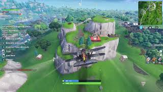 FORTNITE l BUG AVION! SEASON 7!
