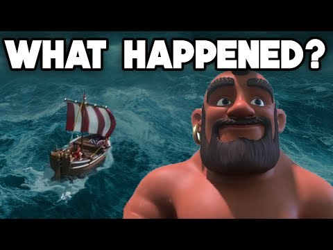 Thumbnail: What Happened to the Barbarian? +Hog Rider & Wizard? Finishing The (6th) Captains Log 7th Commercial