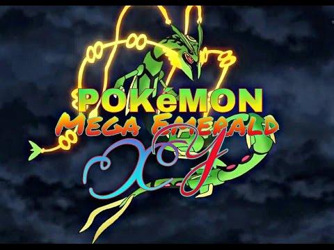 Download Pokemon Mega Emerald XY Edition GBA, Hack ROMs Game Boy Adventure, hack ROMs 2016