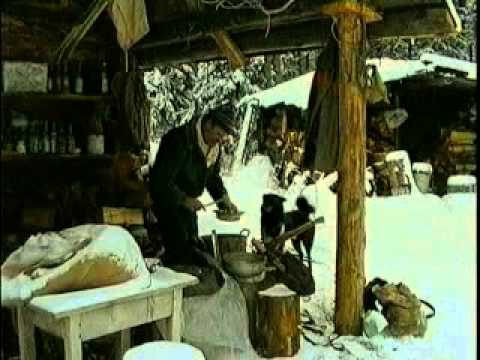 Фильм первый -- Профессиональная охота в западной Сибири, автор Казис Буошка