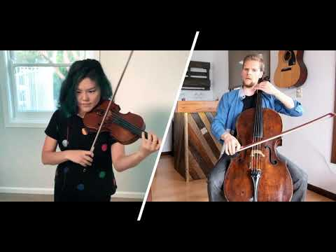 Minnesota Orchestra at Home: Susie Park and Silver Ainomäe