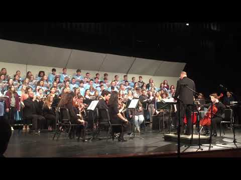 West Morris Central High School Choir