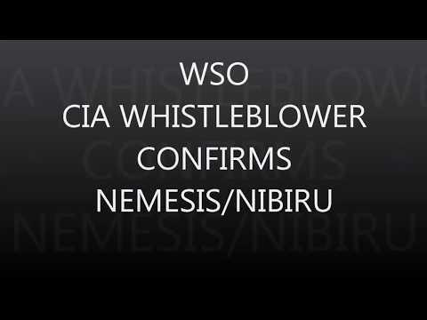 WSO - CIA WHISTLE-BLOWER CONFIRMS NEMESIS/NIBIRU