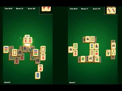 Mahjong Classic Best card match tiles game in Google Play