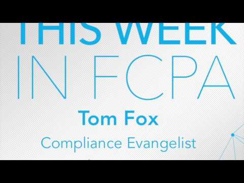 This Week in FCPA-Episode 25, the Krakow Edition