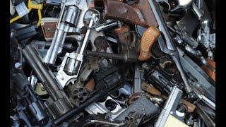 America's Gun Sickness, Graphed