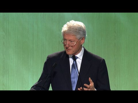 President Clinton's full speech at the C40 Large Cities Climate Summit