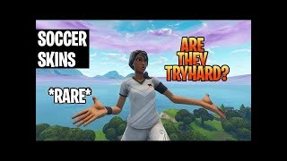 Fortnite, La peau du football transpire-t-elle?!!