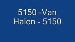 5150 - Van Halen - 5150