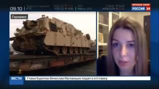 Бронетехника и батальоны  мирная миссия НАТО в Прибалтике