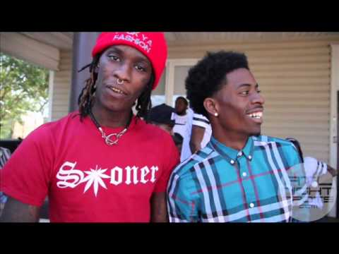 Rich Homie Quan - Chainsaw Massacre Feat. Young Thug