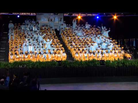 2015 Benjamin E. Mays High School Graduation