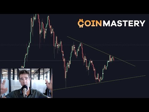 Bitcoin Stalls + EOS Falls! Making Sell Decisions, Uncovering Market Data, Volatility Index - Ep194