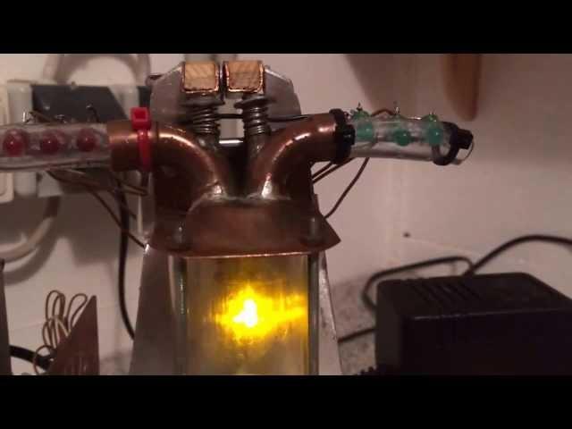 Funktionsmodell Ottomotor