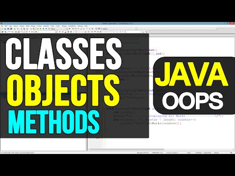 #02 More on Classes Objects Methods | Java Programming Tutorials for Beginners