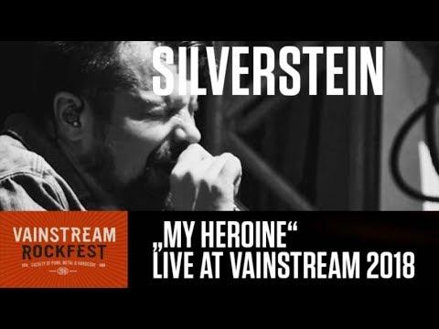 Silverstein | My Heroine | 4K Live Video | Vainstream 2018