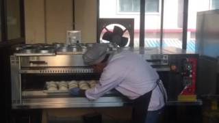 gas deck oven bakery oven orange foodstuff equipment pvt lt