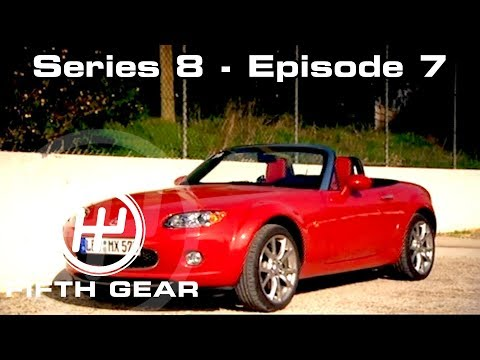Fifth Gear: Series 8 Episode 7