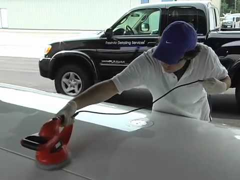 Aircraft Exterior Detailing Dry Wash Youtube